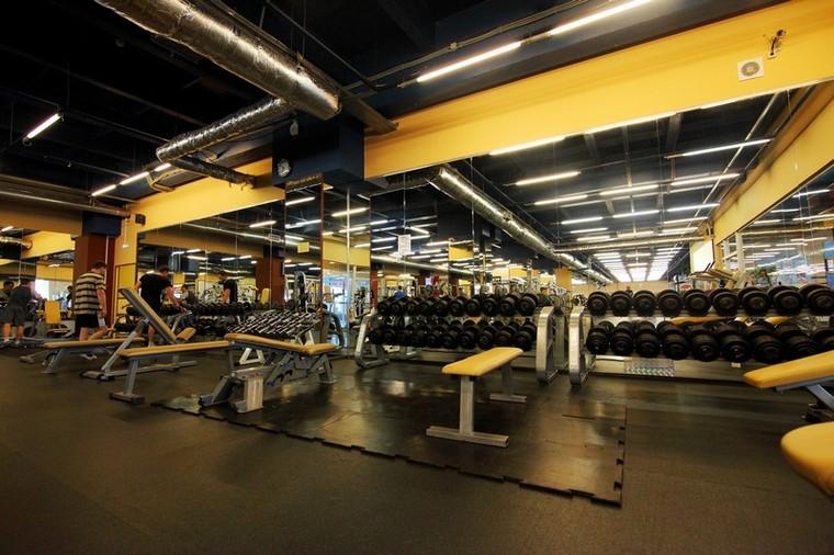 Приходите в фитнес клуб в светлановском всей семьей!